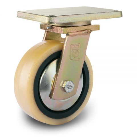 Стабилизиращи колела за електрически палетни количкиk 180mmX65mm
