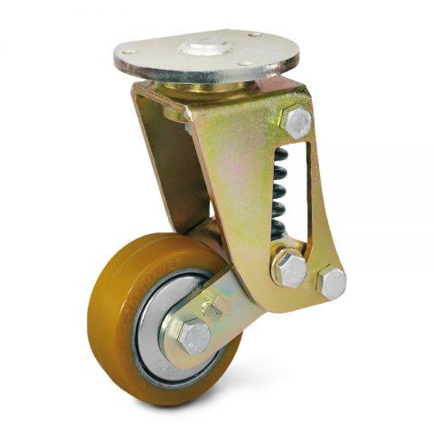 Стабилизиращи колела за електрически палетни количкиk 100mmX40mm