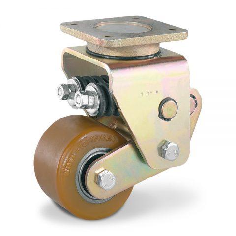 Стабилизиращи колела за електрически палетни количкиk 100mmX63mm