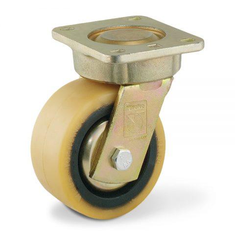 Стабилизиращи колела за електрически палетни количкиk 125mmX60mm